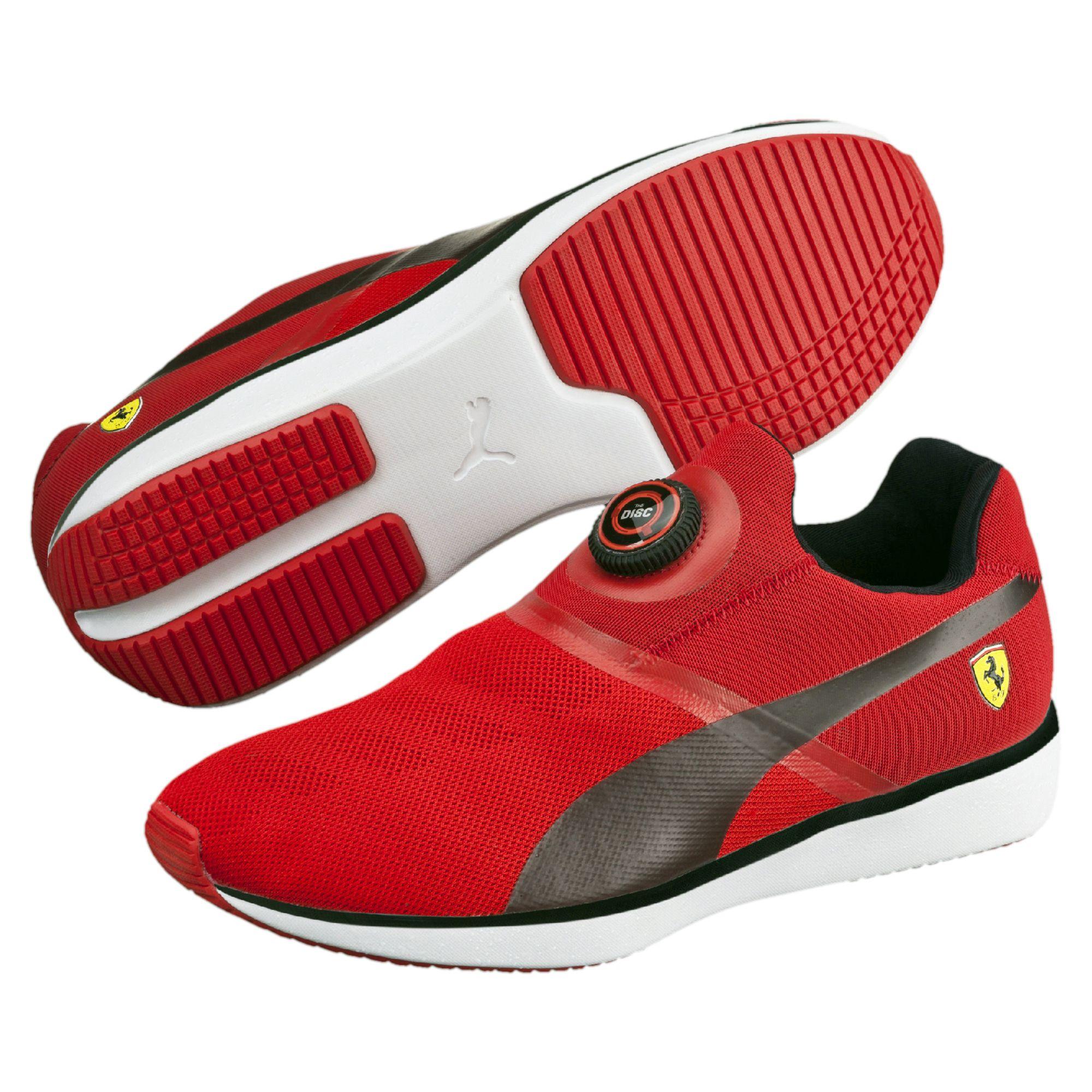 Puma Zapatillas De Ferrari De Disco De Los Hombres rAUO1K