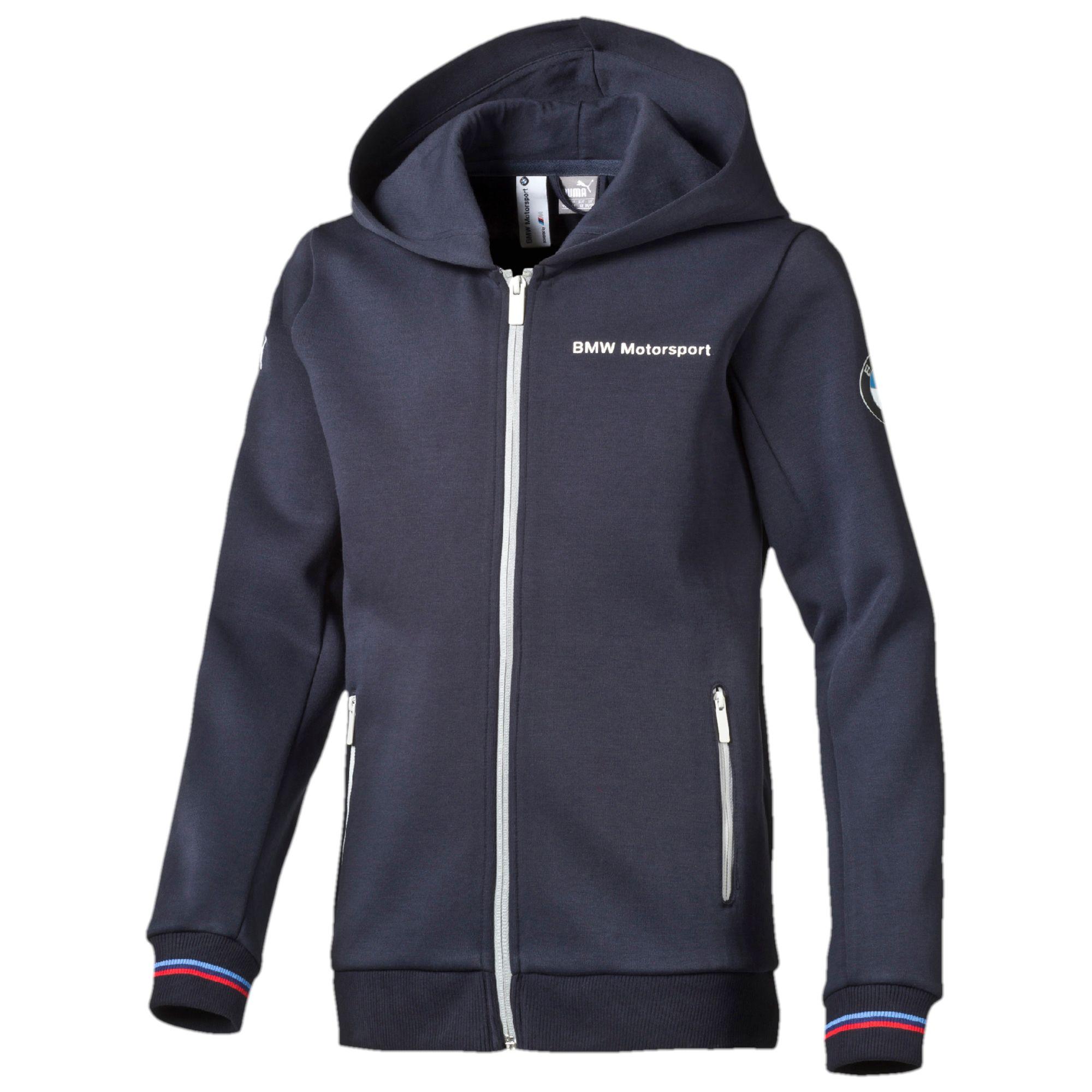 bmw bonded hooded jacket motorsport boutique. Black Bedroom Furniture Sets. Home Design Ideas